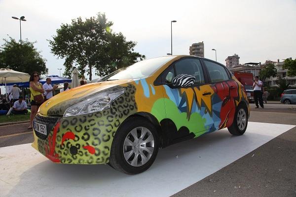 Peugeot ile Engelsiz Yasam_Peugeot_Turkiye_Otomobiltutkunu