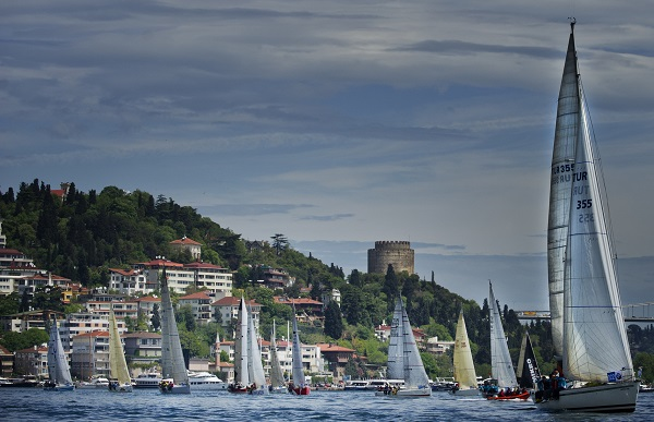 BMW Bosphorus Sailing Fest 2014