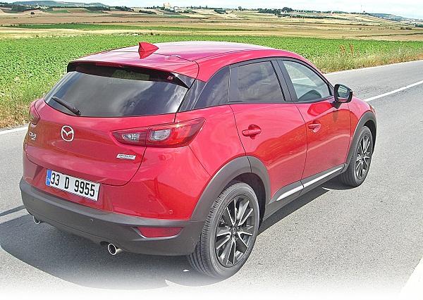 Mazda CX-3 Test_Mazda CX3 Test_Otomobiltutkunu