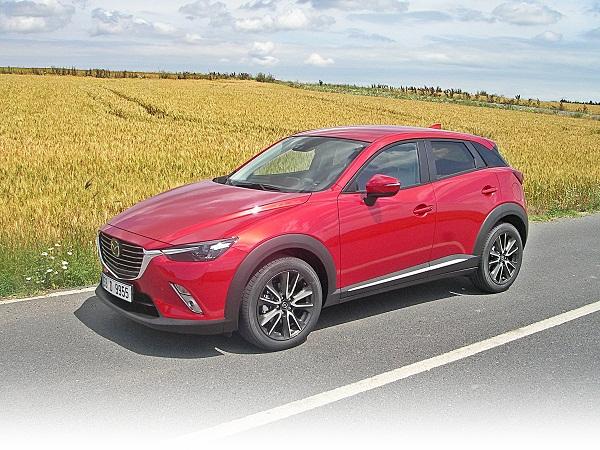 Mazda CX3 Test_MazdaTurkiye_Otomobiltutkunu