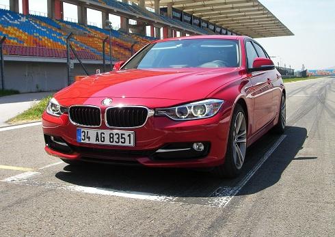 BMW 2012, BMW 320d Test, Bmw 320d İstanbul Park, Borusan Otomotiv_Yeni BMW 320, 320 Test