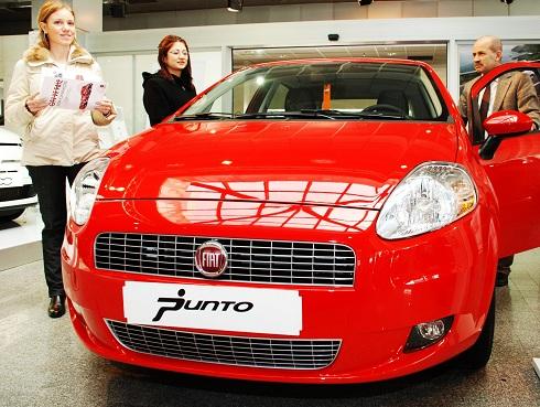 Koc Fiat Kredi- Fiat Punto Evo