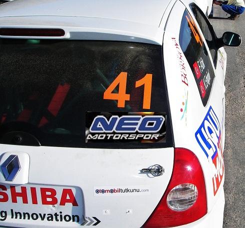 NEO MOTORSPOR - RENAULT CLIO -