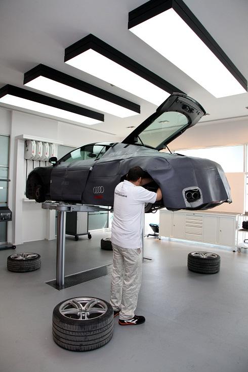 Audi_Exclusice_Servis- AUDI SERVICE
