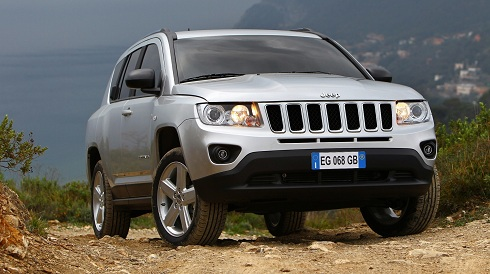 Jeep Compass 2.0 litre 156 HP