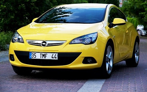 Opel Astra GTC 1.6 180 Hp Forever - Astra GTC - astra gtc test