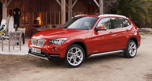 BMW X1_Crossover_SUV_Borusan Otomotiv_