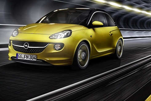 OPEL ADAM 2012_ NEW CAR OPEL ADAM_DREAM CAR