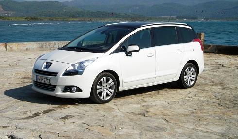 Peugeot 5008 Premium Pack 1.6 E-HDI Test_Peugeot Test