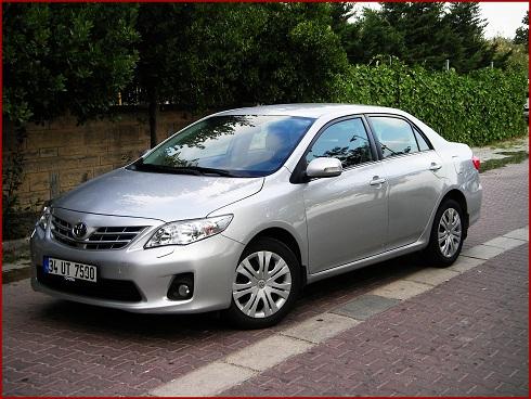 Toyota Test_Corolla Test_Dizel Corolla Test_Otomobil Test