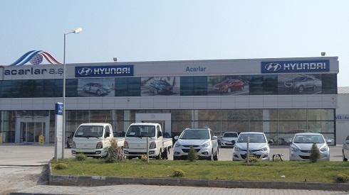 Hyundai Bayii Acarlar