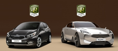 Kia Motors Automotive Brand Contest 2012_yeni Kia ceed_Kia GT_celikmotor_otomobiltutkunu
