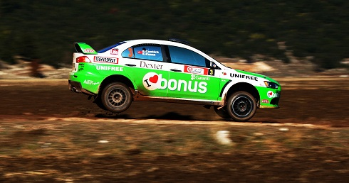 MITSUBISHI LANCER Evolution X_otomobiltutkunu_2012_Rally Car