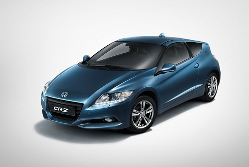 CRZ_Honda Hibrit_otomobiltutkunu