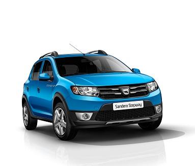 Dacia Sandero Stepway_Yeni Sandero_otomobiltutkunu_Dacia Sandero Test_Dacia Sandero Stepway Test_istanbul autoshow 2012