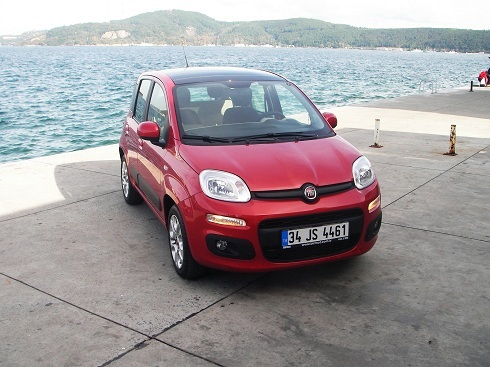 FIAT PANDA_Fiat Panda_Yeni Panda_Panda Test_Fiat Panda Test_Multijet II_Dizel Panda_Fiat Panda Lansman_otomobiltutkunu_istanbul autoshow 2012_Otomobil