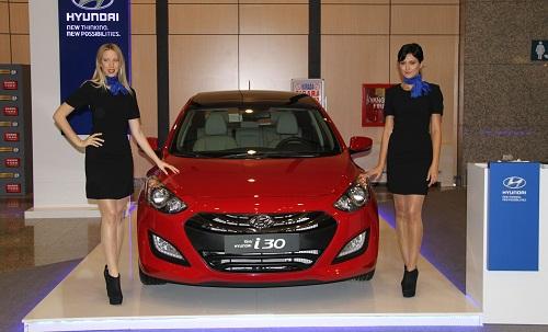 Hyundai i30_i30_Hyundai_otomobiltutkunu_istanbul Lutfi Kirdar uluslararasi Kongre ve Sergi Sarayi_Contemporary