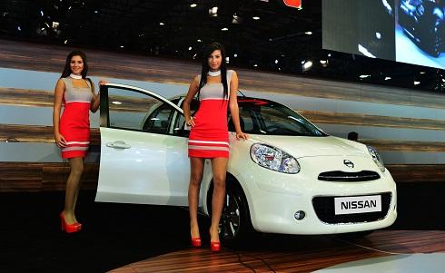 Nissan_Micra_Nissan Micra_istanbul_Autoshow2012_otomobiltutkunu
