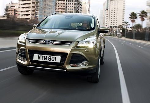 Yeni Kuga_otomobiltutkunu_Ford Kuga_istanbul autoshow 2012