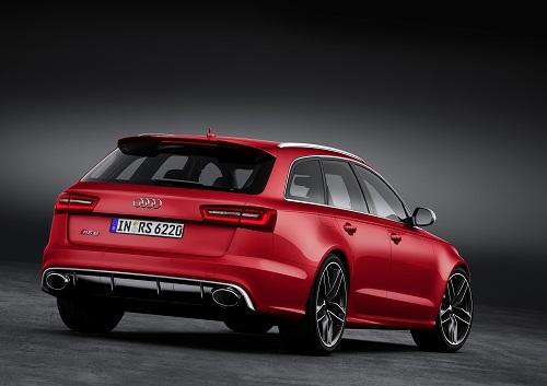 Audi RS 6 Avant/Standaufnahme_otomobiltutkunu