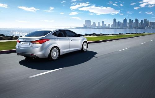 Hyundai Elantra_otomobiltutkunu_Hyundai Elantra Test_Navigasyon