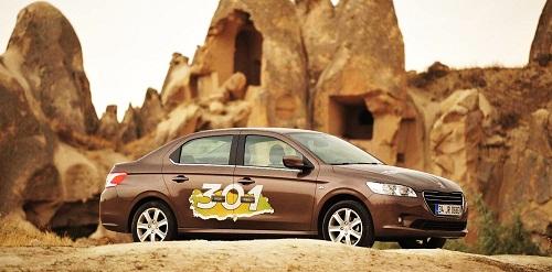 Peugeot 301 Peri Bacalari_Nevsehir_Kapadokya_Gezi_Balon_Yeni_2012_Test_Otomobil_Otomobil Haberleri_Otomobil Fiyatlari_Yeni Peugeot 301_Peugeot 301