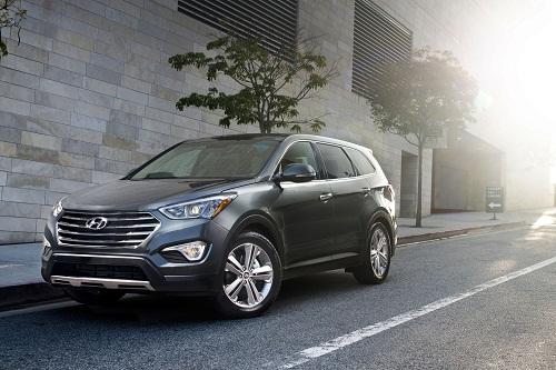 Santa Fe_Hyundai_Hyundai Santa Fe_otomobiltutkunu_Aile Otomobili_Yeni Santa Fe