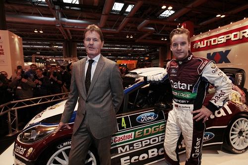 M-Sport_Malcolm Wilson_otomobiltutkunu_Ford Fiesta_Ford Fiesta WRC_2013_Castrol_Castrol EDGE_Ford Fiesta RS