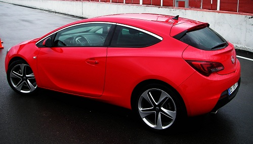 Opel Astra Gtc Test_Yeni Astra Test