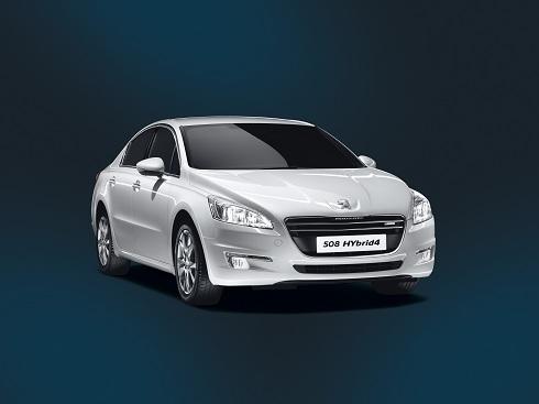 Peugeot 508 HYbrid4_otomobiltutkunu