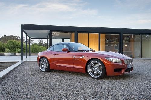 BMW Z4_otomobiltutkunu