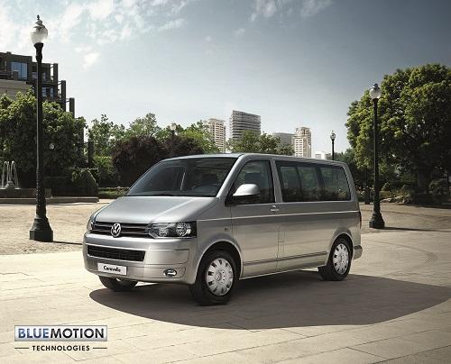 Caravelle_BlueMotion_Volkswagen Caravelle BlueMotion_otomobiltutkunu_Volkswagen Caravelle Test