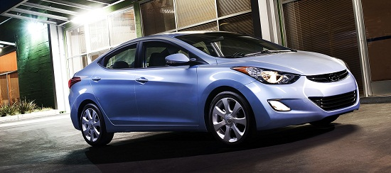 Hyundai Elantra Test