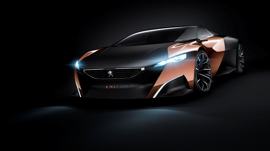 Peugeot Onyx_otomobiltutkunu_Peugeot Onyx Resimleri_Peugeot Onyx Concept Car_Autoweek Best Concept_Gilles Vidal_Louis Vuitton Classic Concours Award_inovasyon_know-how