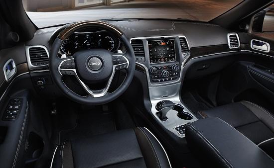 2014 Jeep Grand Cherokee Overland_otomobiltutkunu_Grand Cherokee Test