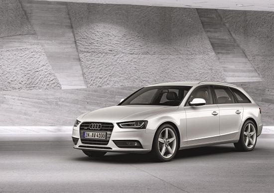 Audi A4 Avant/Standaufnahme_otomobiltutkunu