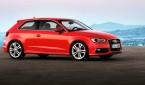 Audi A3 1.8 TFSI quattro mit S line Exterieur-Paket /Standaufnahme_Yeni Audi A3_Audi A3 Test_A3 Test