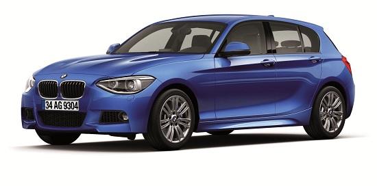 BMW 116i Black Edition_otomobiltutkunu_Borusan Otomotiv_Yeni 1 Series_BMW 1 Series_BMW 116 Test