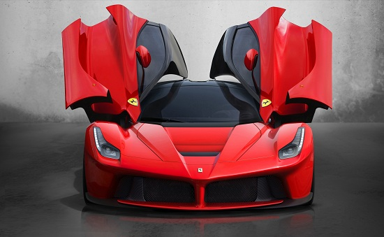 LaFerrari_otomobiltutkunu_Special Limited Series_Enzo_Ferrari