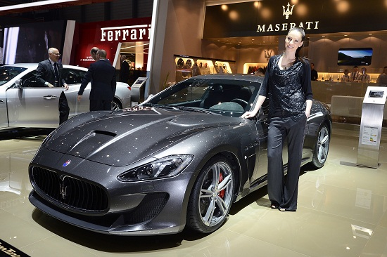 Maserati GranTurismo MC Stradale_otomobiltutkunu_Birmot_Fiat_Tofas_Maserati Test_Maserati GranTurismo Test_Cenevre