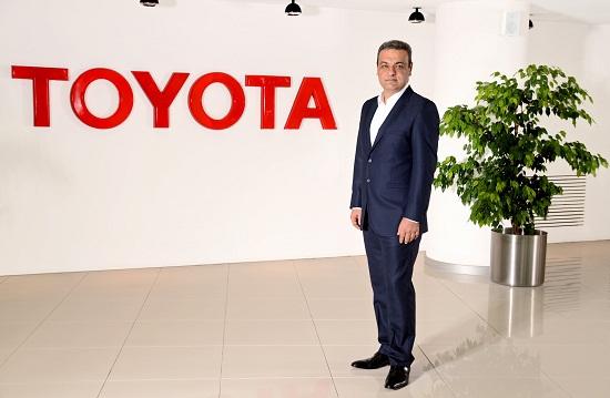 Toyota CEO Ali Haydar Bozkurt_otomobiltutkunu