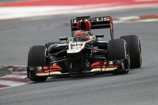 F1 Testing Barcelona 1 - Day 1_otomobiltutkunu_Formula1_Formula one