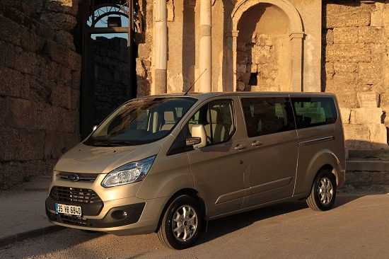 Ford Custom Test_Transit Custom_Ford Transit Custom Test_otomobiltutkunu