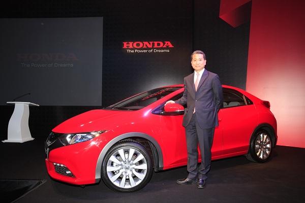 Honda Civic HB_Honda Civic Dizel_otomobiltutkunu_Honda Civic Test_Hideto Yamasaki