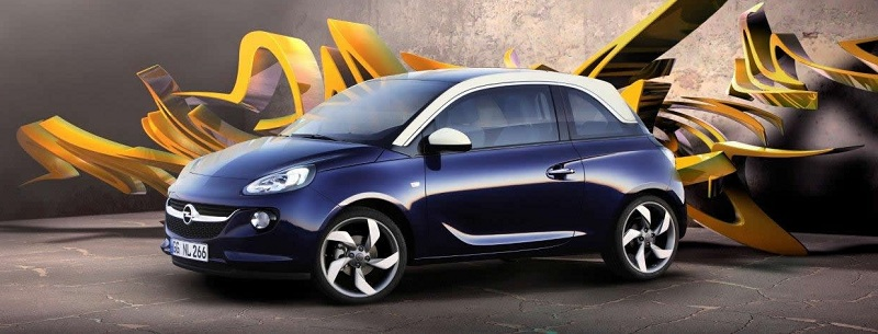 Opel Adam Red Dot Design_otomobiltutkunu_Opel Adam Test