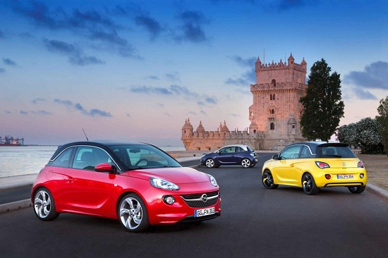 Opel Adam_otomobiltutkunu_Opel Adam Test_Red Dot Design