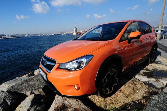 SUBARU XV_otomobiltutkunu_Subaru XV Test