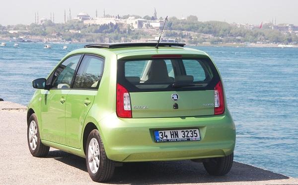 Skoda Citigo Test_otomobiltutkunu_Citigo_Skoda Yüce Auto_2013 Skoda Citigo_Citigo Test_Yeni Citigo Test
