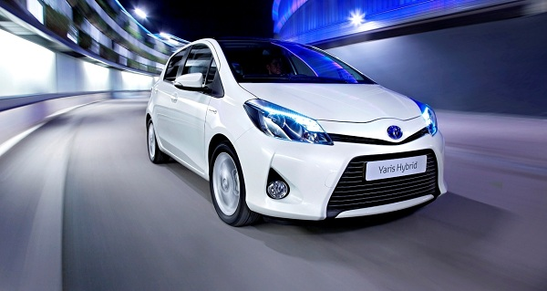 Yaris Hibrit Test_Toyota Yaris Test_Yaris Hibrit_Hibrit otomobil_otomobiltutkunu