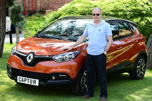 İbrahim Aybar Captur_Renault Captur_otomobiltutkunu_Renault Captur Test
